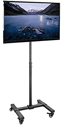 VIVO Mobile TV Display Stand for 13 to 42 inch