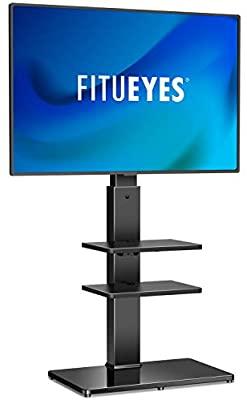 FITUEYES Universal Floor TV Stand