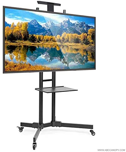 ABCCANOPY Mobile TV Stand