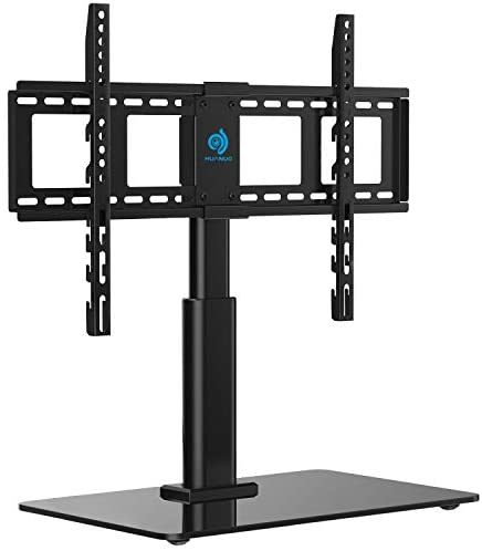 HUANUO Table Top Swivel TV Stand