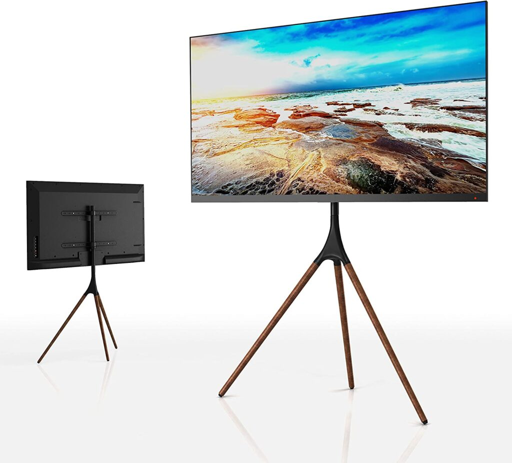 EleTab Easel Tripod TV Display Floor Stand