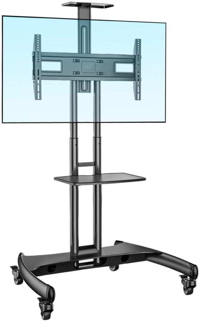 NB North Bayou Mobile TV stand