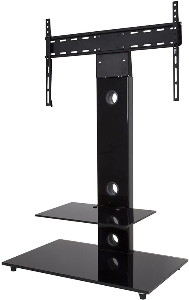 AVF FSL700LEB-A Lesina TV Floor Stand for 32-65 Inch TVs