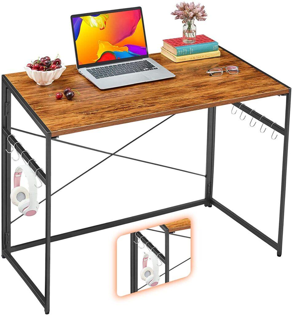 "Mr IRONSTONE 31.5"" L-Shaped Desk"