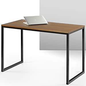 ZINUS Jennifer 47 Inch Black Frame Desk