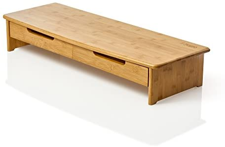 Bamboo TV Stand