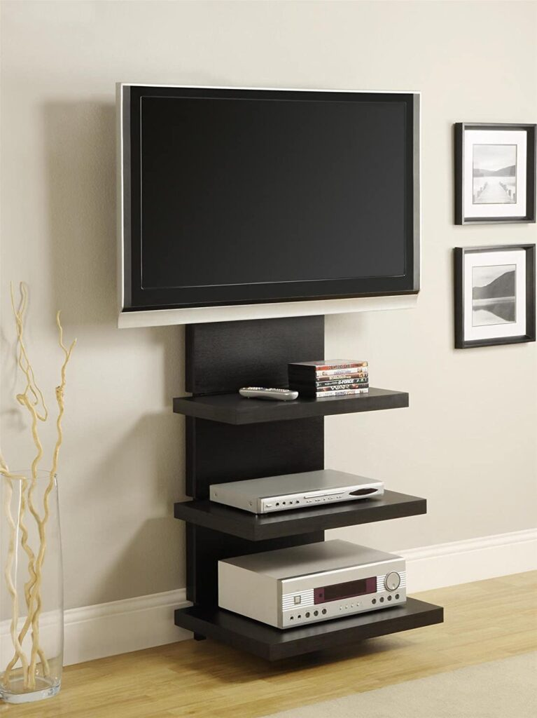 Ameriwood Home Elevation TV Stand for TVs 60""