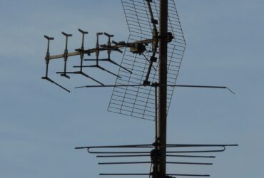 ground tv antenna