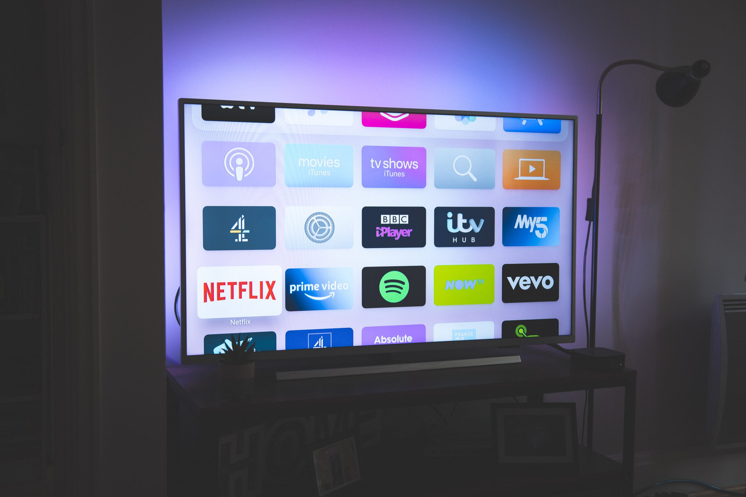 vizio airplay tv