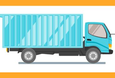 shipping truck