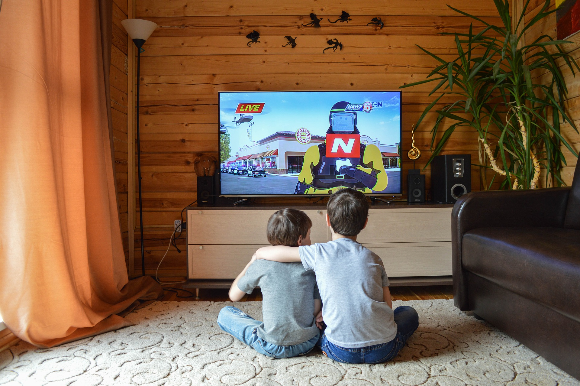 tv cartoon channel