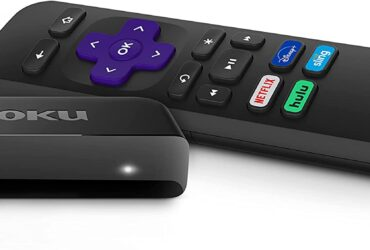 Roku device sign out