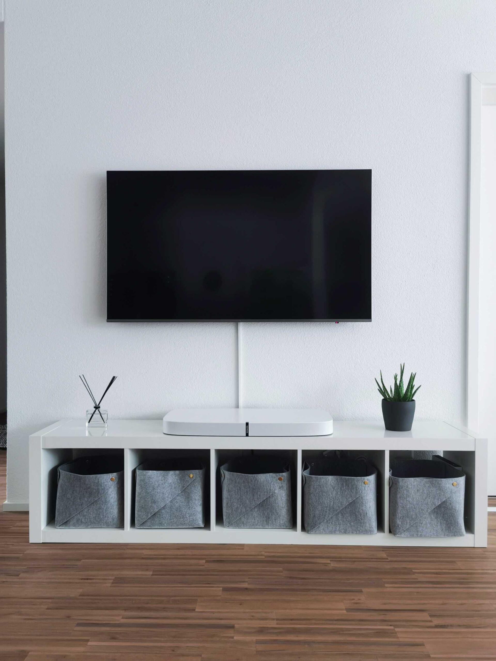 Ways to Hide TV wires