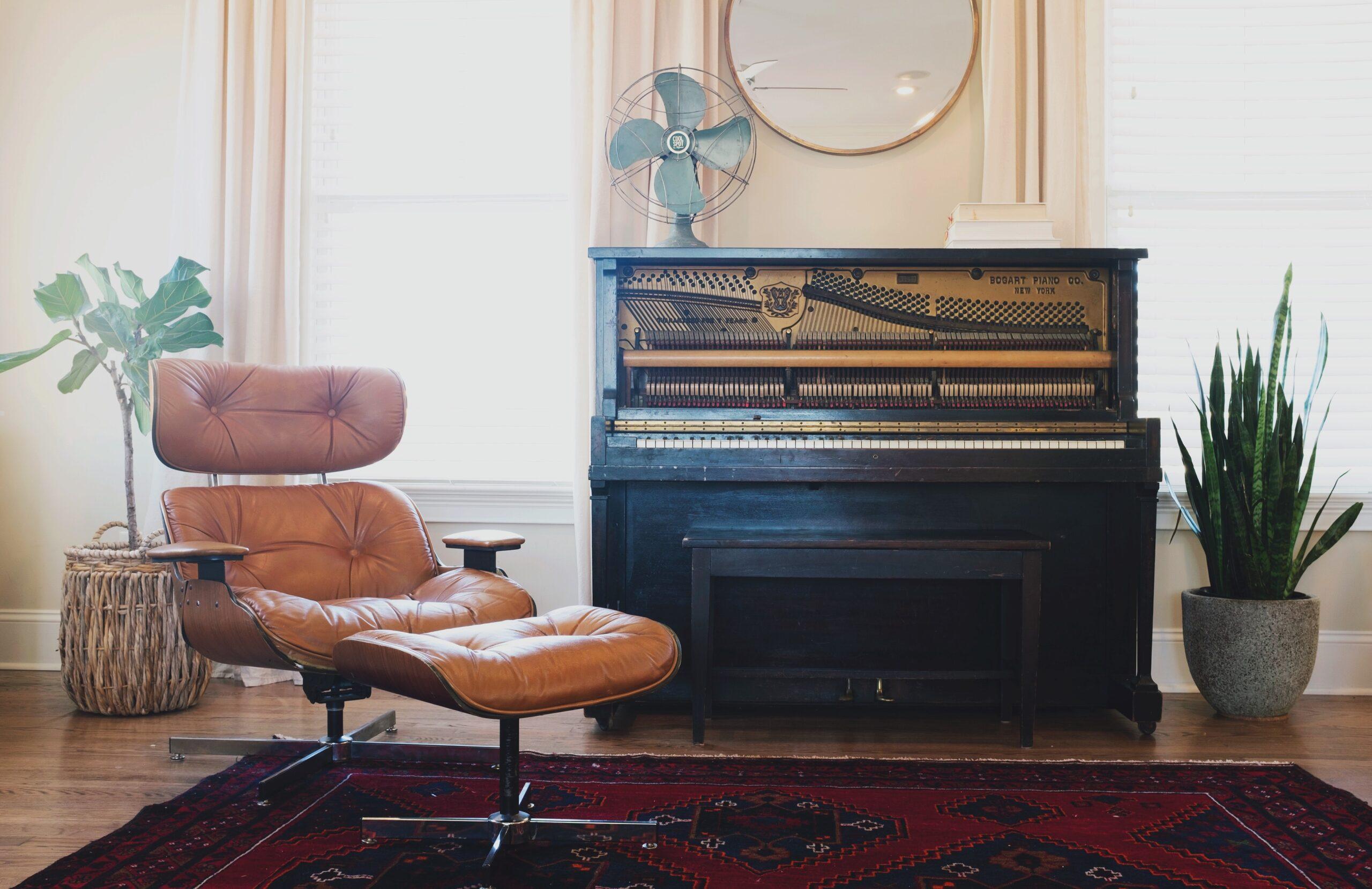 Vintage tv recliner