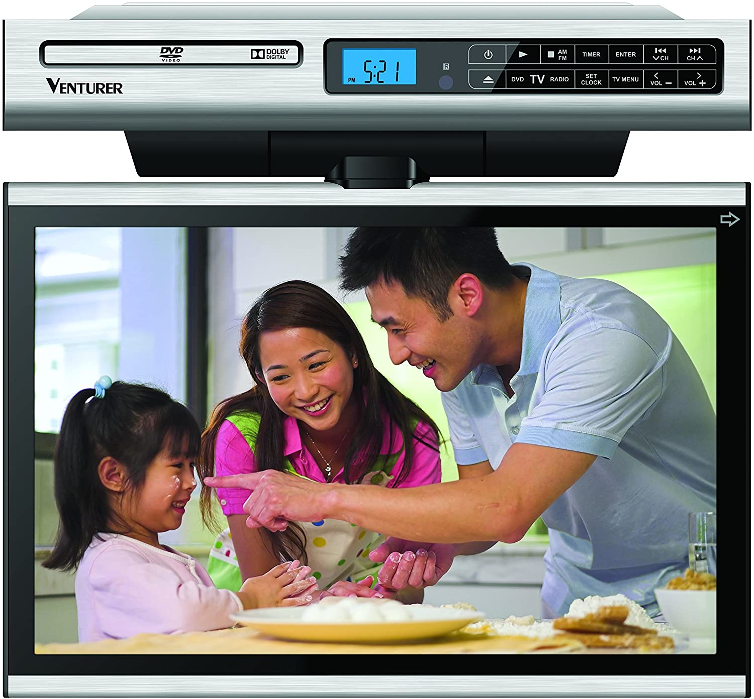 Best Under Cabinet Televisions